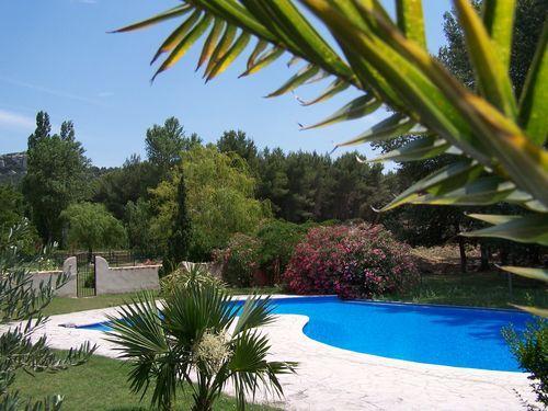 Maison avec piscine Les Baux de Provence