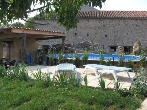 Location de gite avec piscine Albi Tarn