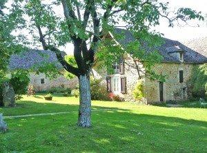 Gîte rural en Aveyron, Le Pigeonnier à Salles la Source