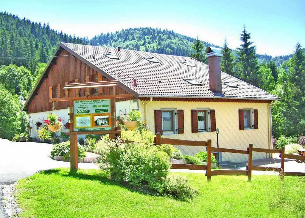 Grand gite 14 pers à Ventron, Vosges