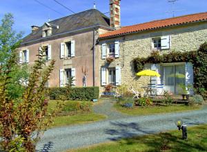 Chambres d'hôtes Vendée avec piscine